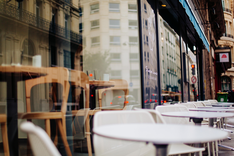 Restaurant healthy Le Peletier Paris