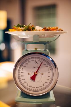 Des buffets au poids Paris