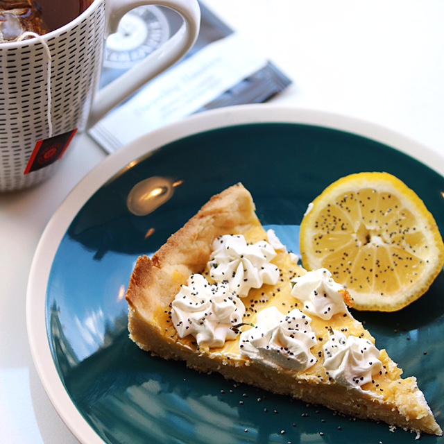 Dessert Vegan Simone Lemon