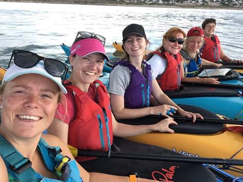 Menorca kayaking  - Girls Go Round