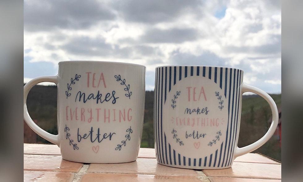 """Becherset """"Tea"""""""