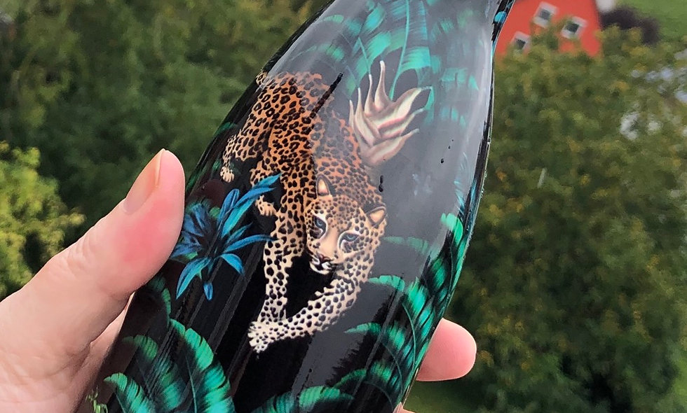 "Smart-Bottle ""Leopard"""