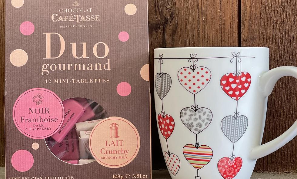 Duo + Heart