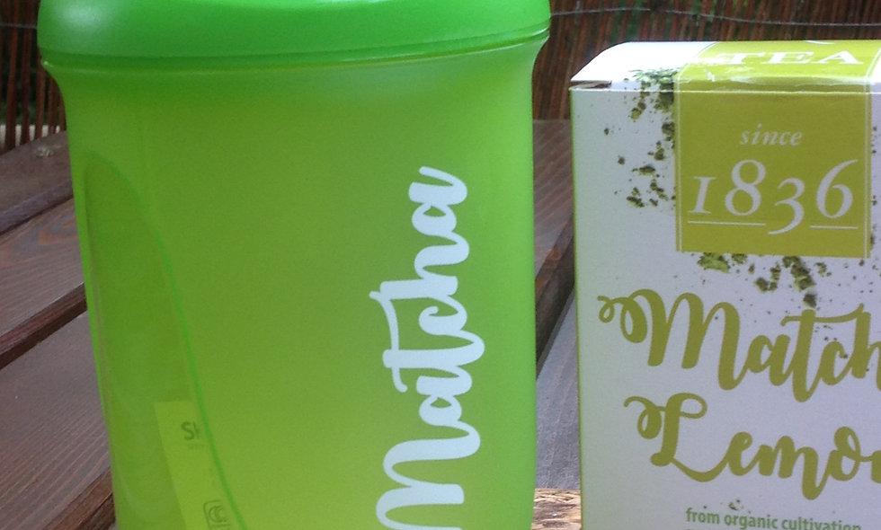Matcha-Shaker