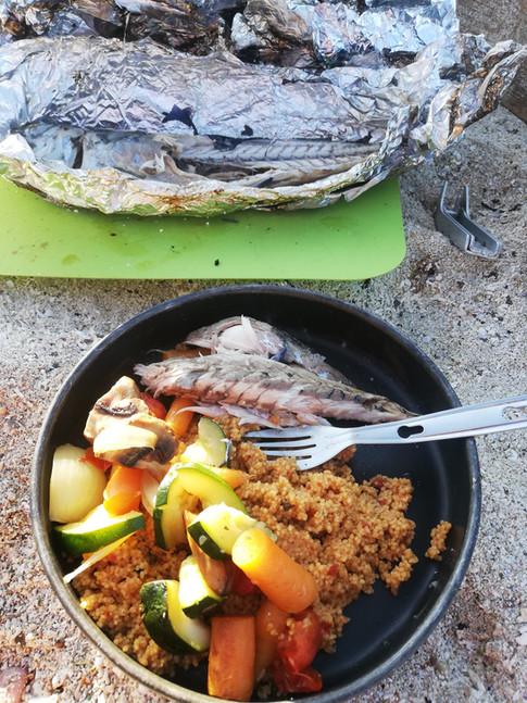Lofoten - Evening Feast