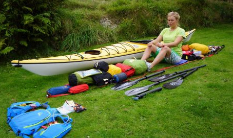 How to Pack a Kayak