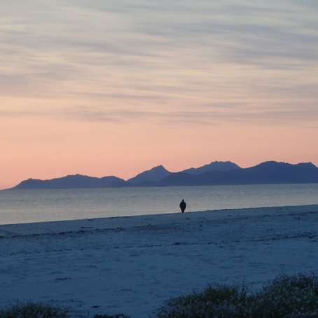 Paddling the Lofoten Islands - Guest Blog from Keith Gaines