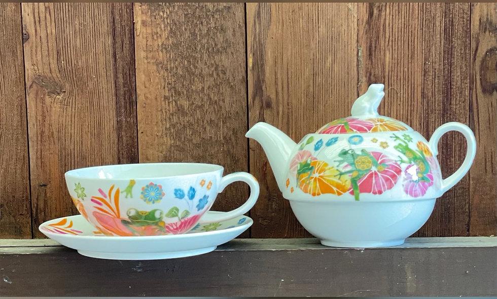 "Tea 4 One ""Fritz"""