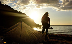 Watching_the_Sunset_from_camp_Evoke_Adve