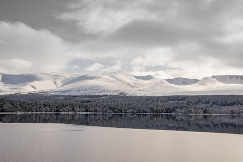 The Northern corries of the Cairngorms N