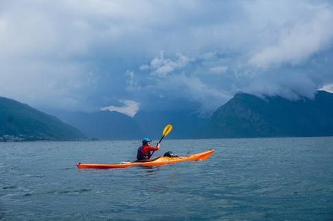 Sognefjord - Kayaking Norway's Longest Fjord.