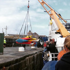 Kayaks_Loading_on_the_ferry_isles_of_sci