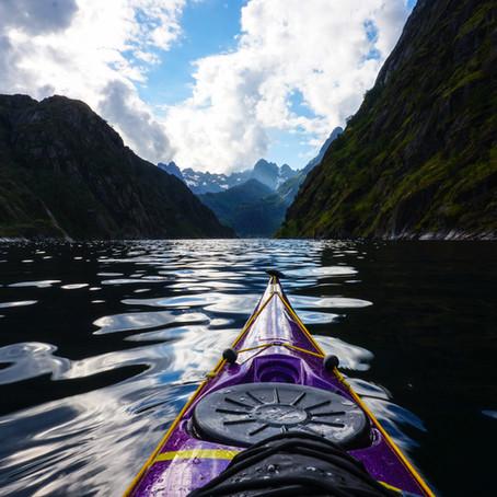 5 Reasons To Go Kayaking In Norway!