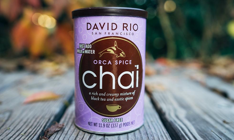 """David Rio Chai """"Orca Spice Chai"""""""