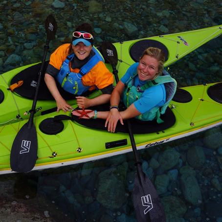 How To Start Sea Kayaking?