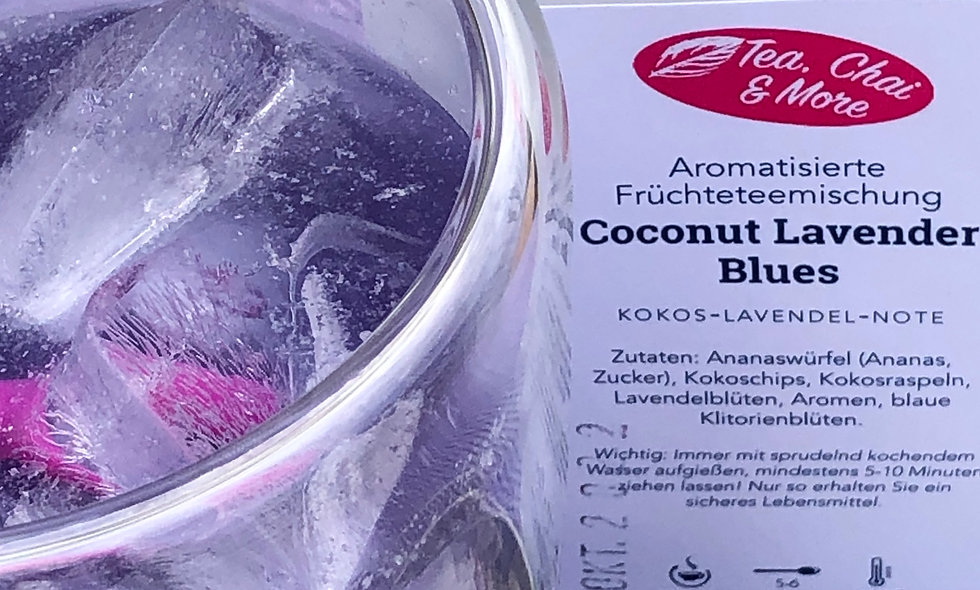 Coconut Lavender Blues