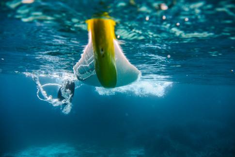 Menorca - Under water action