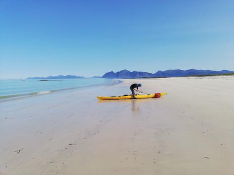 Lofoten Kayaking - A Wild Camp You'll Never Forget