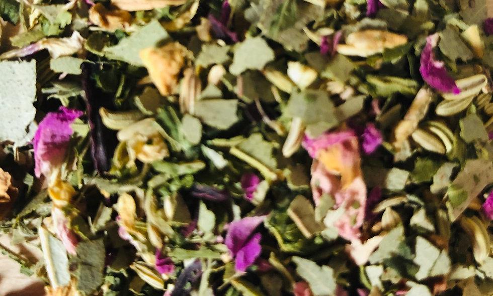 Hanf Eukalyptus Rose