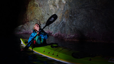 Menorca - Exploring Caves