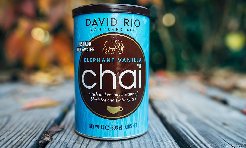 "David Rio Chai ""Elephant Vanilla Chai"""
