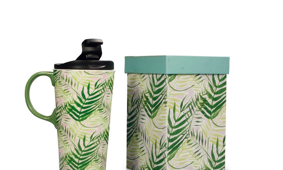 """To-Go Becher """"Tropical"""""""