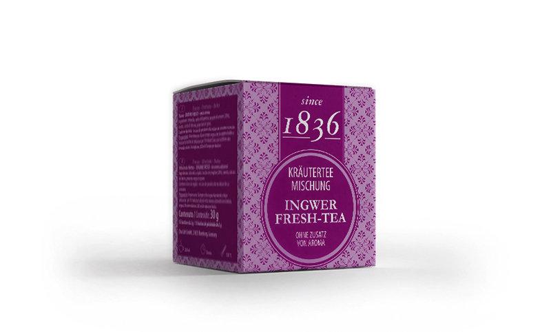 Ingwer Fresh Tea (Kräutertee)