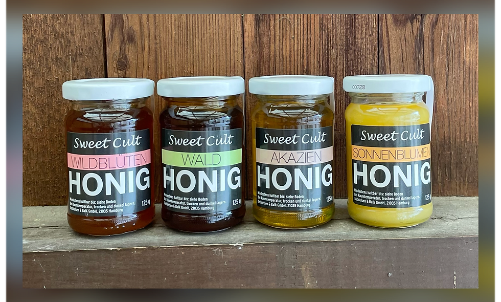 Honig-Set