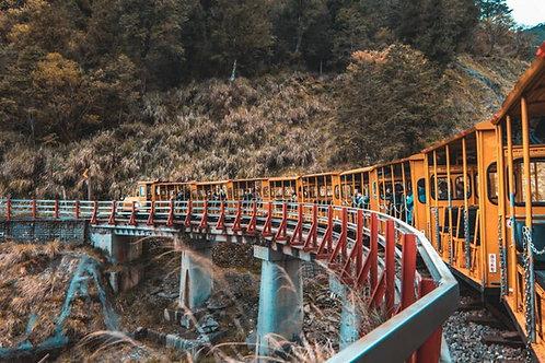 2天1夜 熱門的太平山最新秘境遊 【台中出發】
