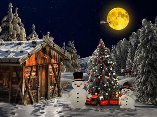 Лунный календарь, декабрь 2019г