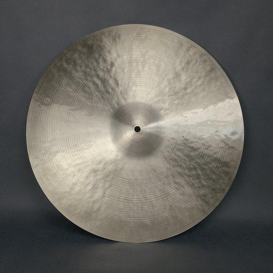 "18"" Paper Thin Extra Dry Crash/Ride, 1112 grams, B20"
