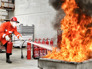 Riprese SAE - Your partner for fire protection