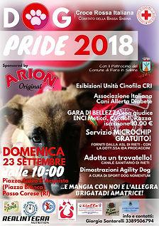 Dog Pride 2018 con AICAD