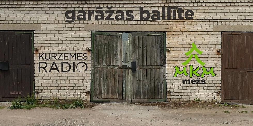 Kurzemes Radio Garāžas ballīte