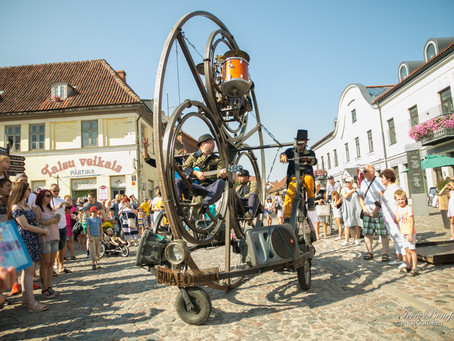 "Will Kuldīgas town festival ""Dzīres Kuldīgā"" take place in 2021?"