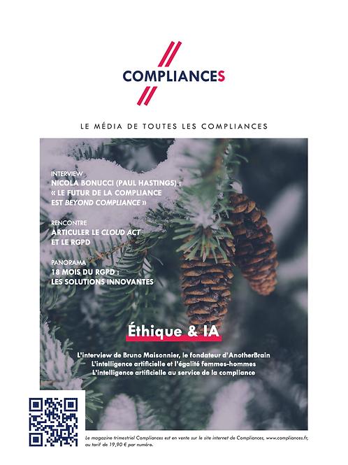 Compliances, le mag n°6 // hiver 2019
