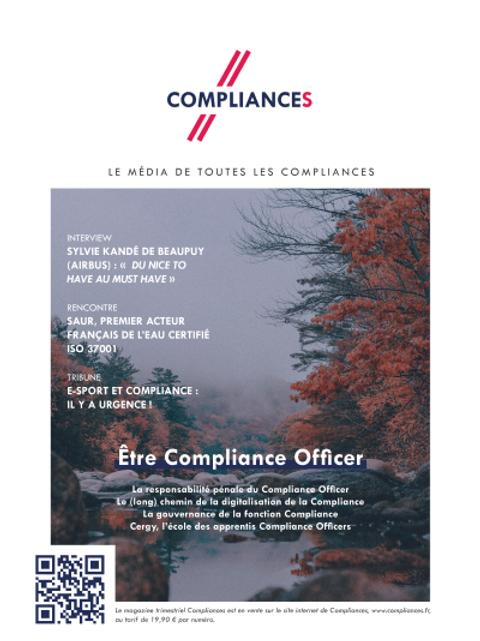 Compliances, le mag n°5 // automne 2019