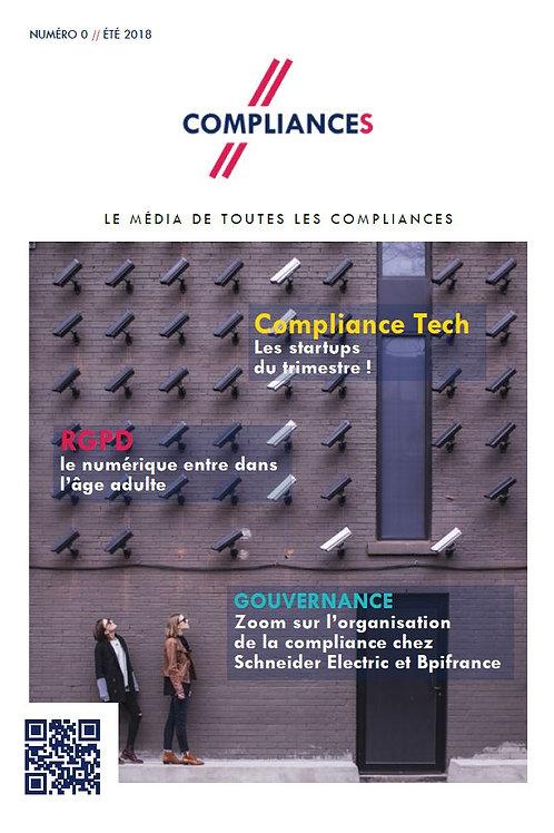 Compliances, le magazine #0