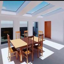 Singel Storey Sun Room_Halifax