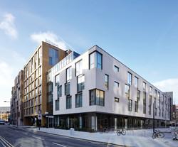 Hilton London Bankside Street View