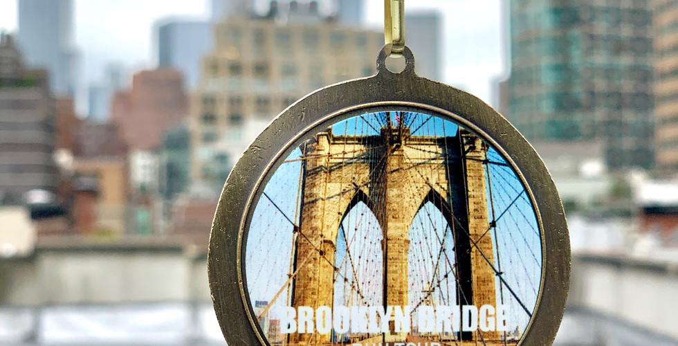 Brooklyn Bridge Finisher Medal