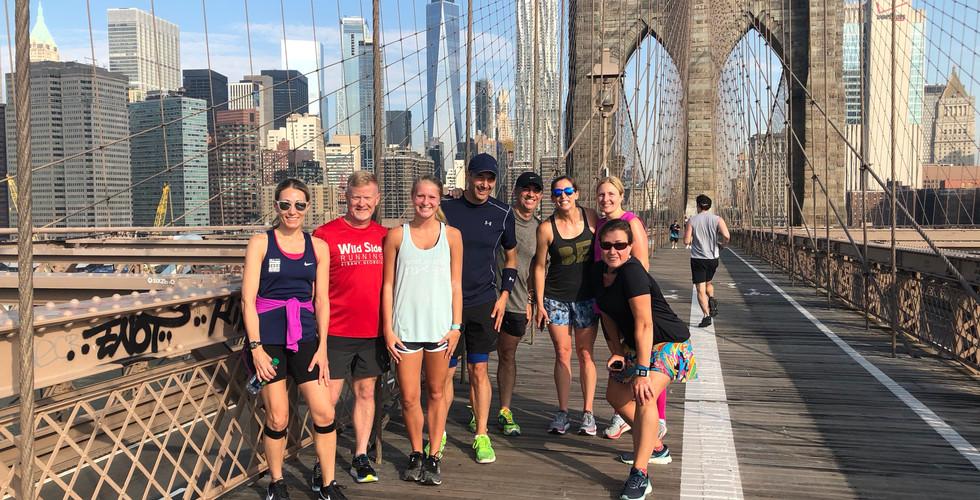The Brooklyn Bridge Run Tour