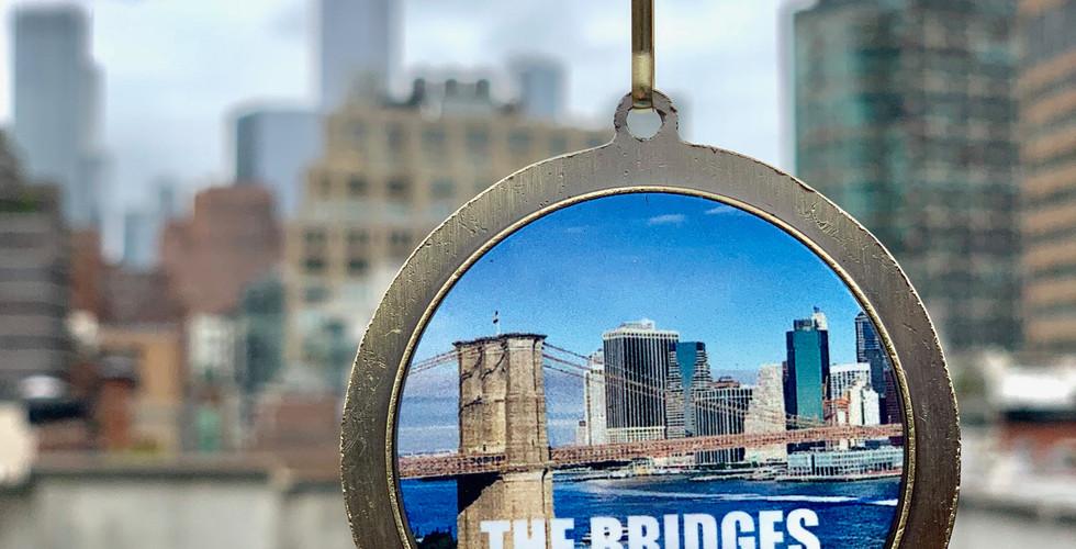 The Bridges Finisher Medal