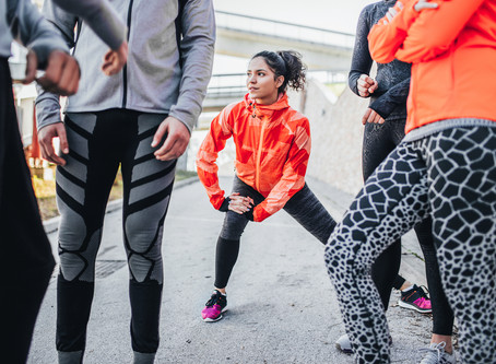 Join a Running Workout