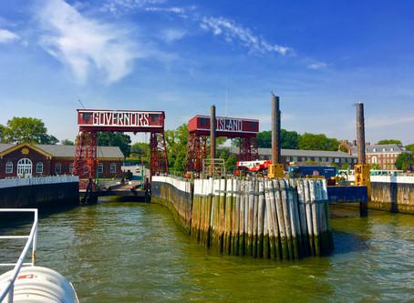 Governors Island, New York's Biggest Secret Getaway.
