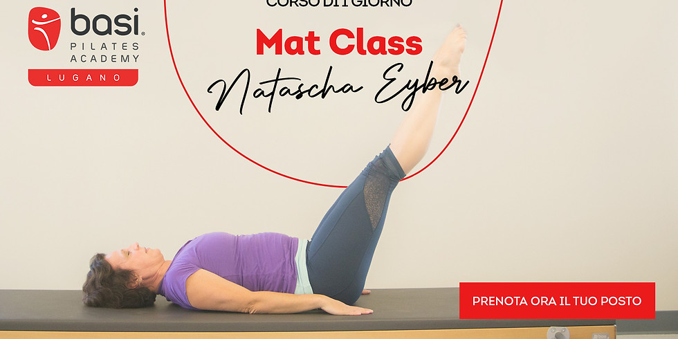 Mat Class con Natascha Eyber