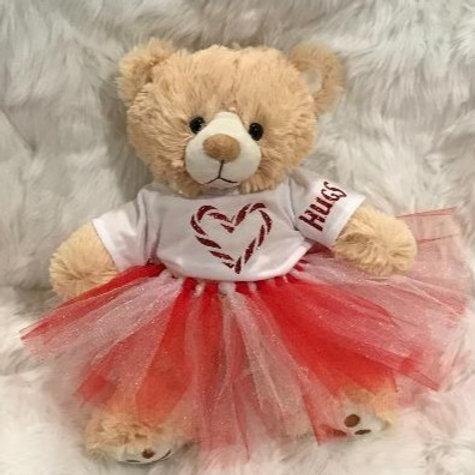 Candy Cane Bear (girl)
