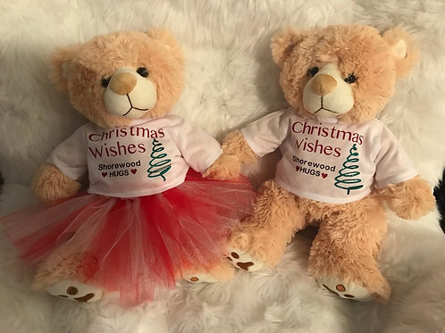 Christmas Bears (Boy & Girl)
