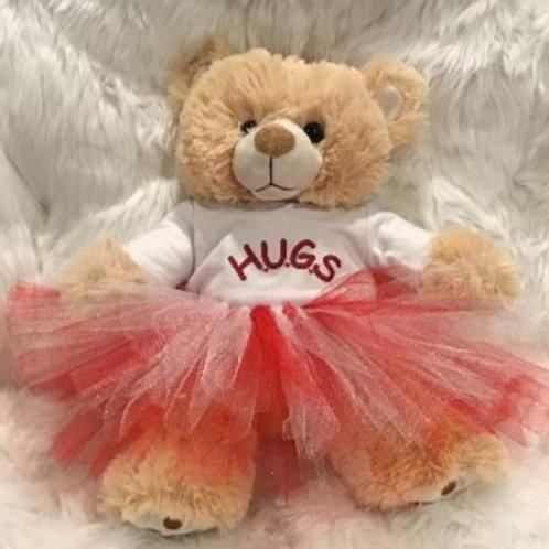 Traditional Bear Girl
