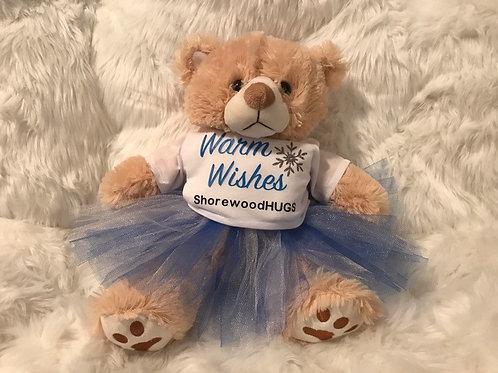 Warm Wishes Bear (Girl)